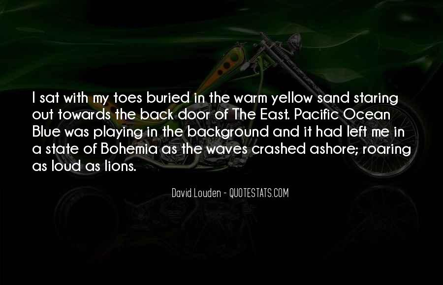 Blue And Yellow Quotes #940851