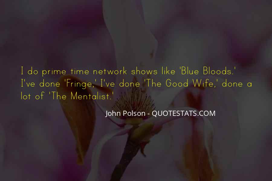 Blue Bloods The Job Quotes #1637264