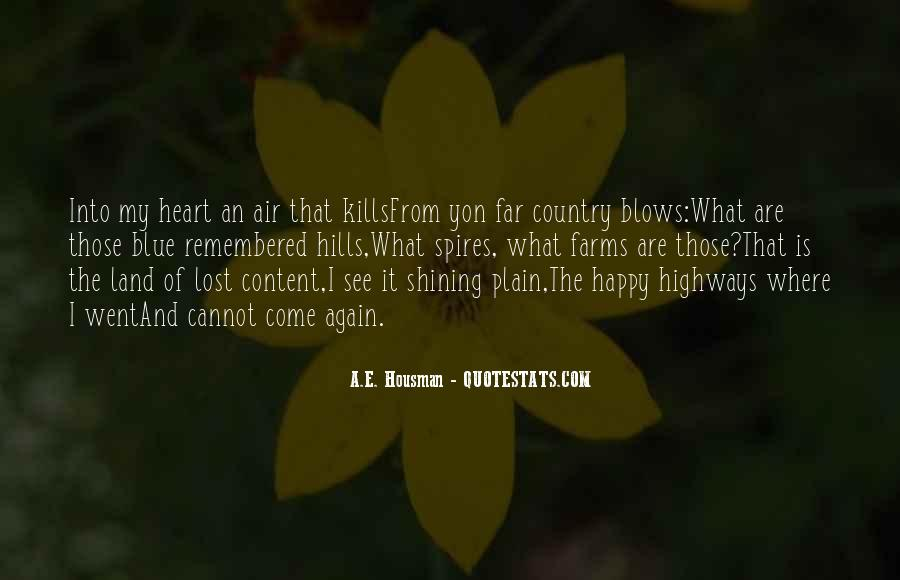 Blue Highways Quotes #481053
