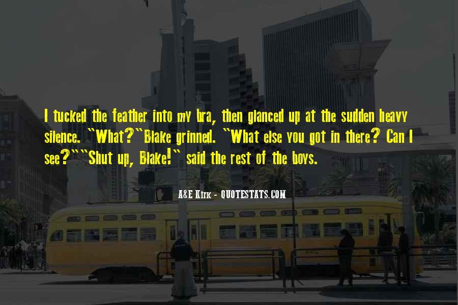 Blur Light Quotes #470409