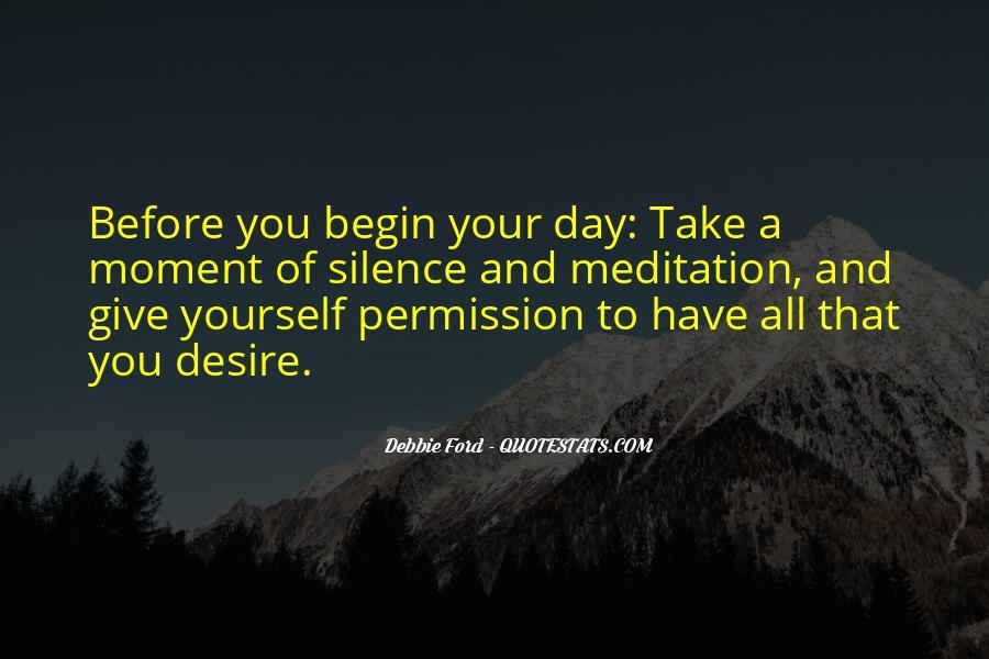 Bobby Denton Quotes #1651500