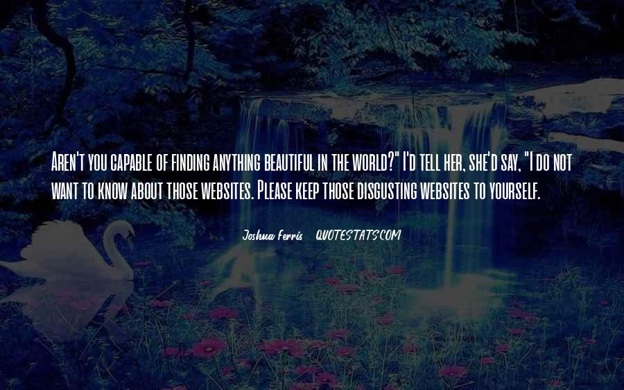 Bobby Tinsley Quotes #1167723