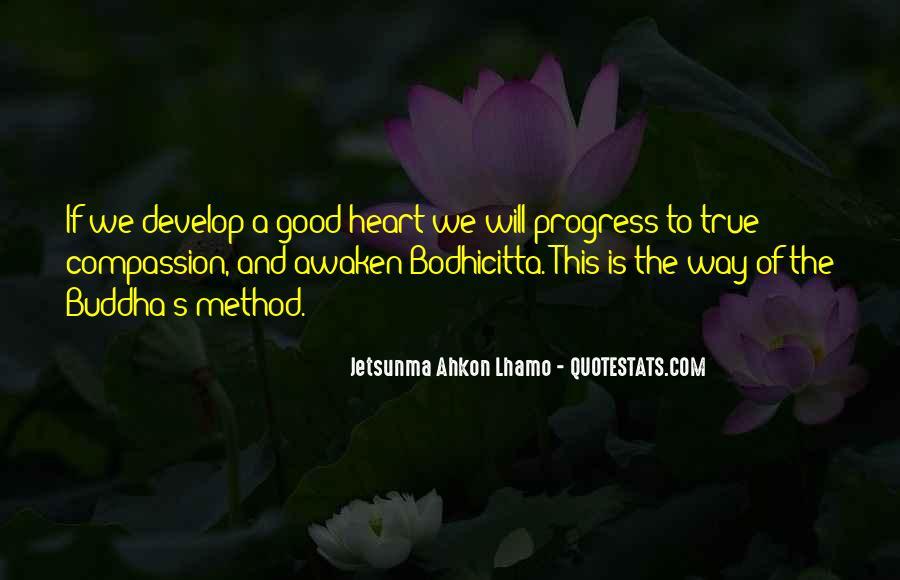 Bodhicitta Quotes #1084684