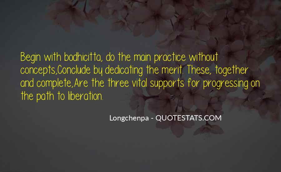 Bodhicitta Quotes #799542