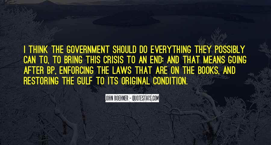 Boehner Quotes #102599