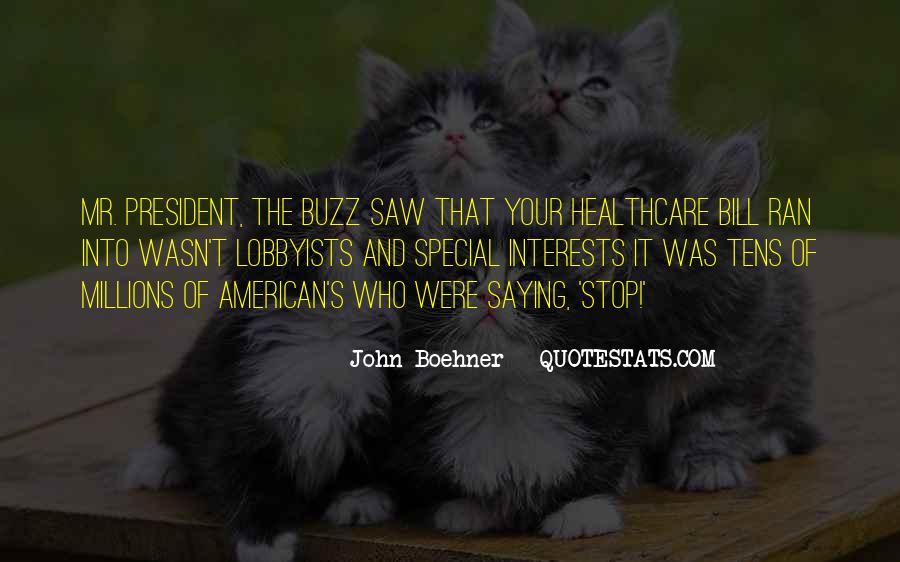 Boehner Quotes #1091803