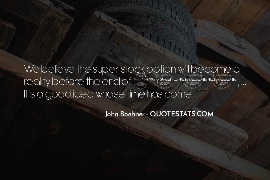 Boehner Quotes #1121392