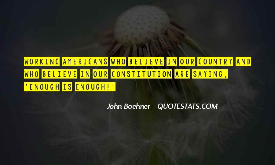 Boehner Quotes #1264189