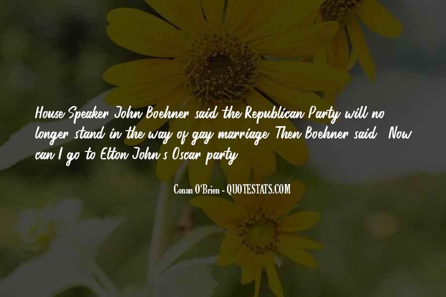 Boehner Quotes #1329078