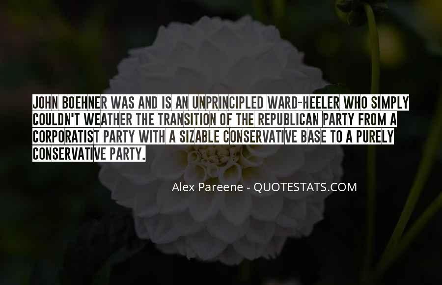 Boehner Quotes #1450374