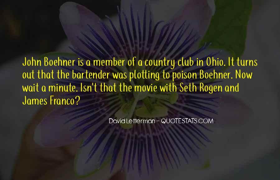 Boehner Quotes #148479