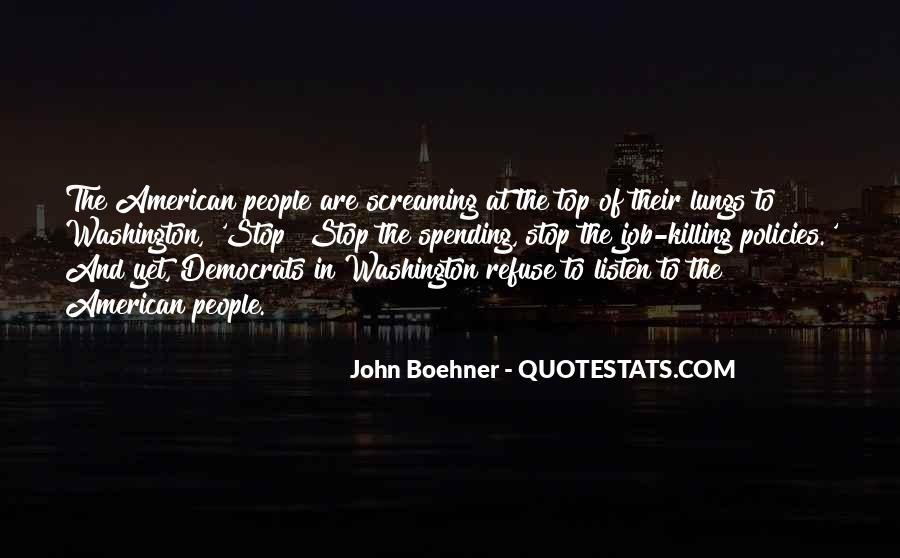 Boehner Quotes #1538168