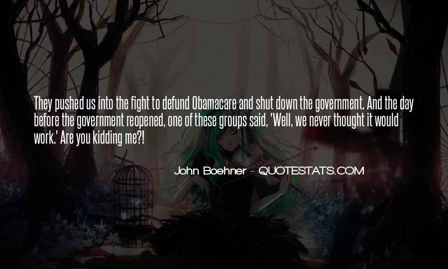 Boehner Quotes #1620756