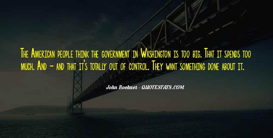 Boehner Quotes #16497