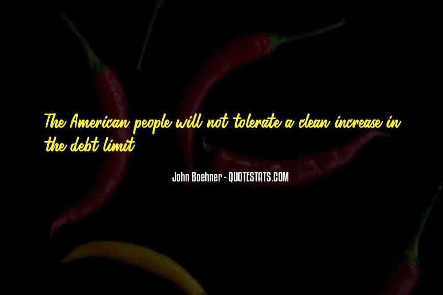 Boehner Quotes #168775