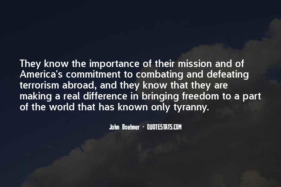 Boehner Quotes #177920