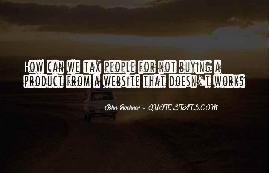 Boehner Quotes #18202