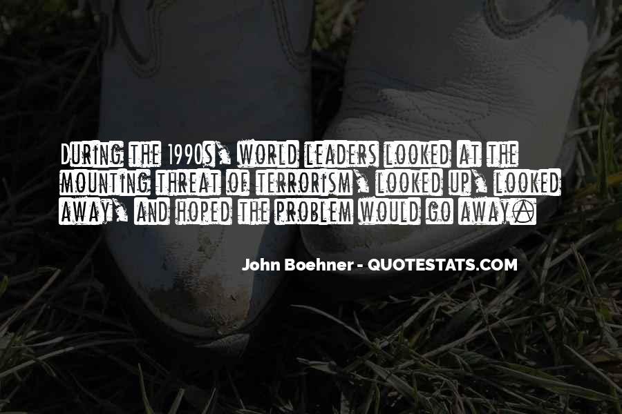 Boehner Quotes #311776