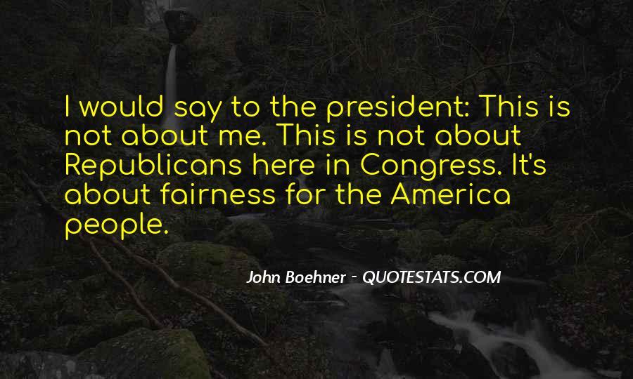 Boehner Quotes #413349