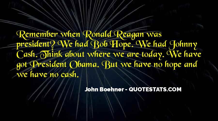 Boehner Quotes #414397