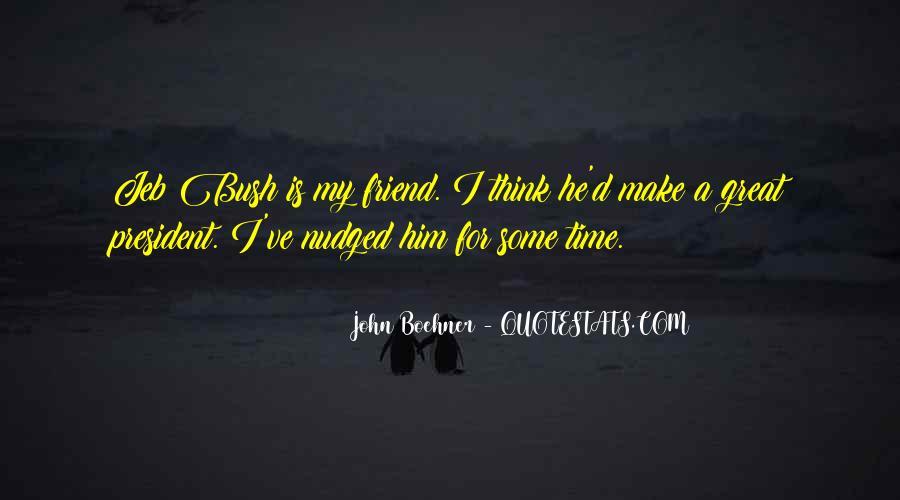 Boehner Quotes #474889