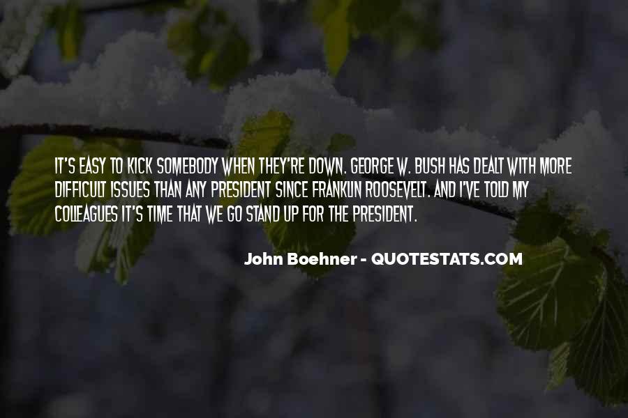 Boehner Quotes #509118