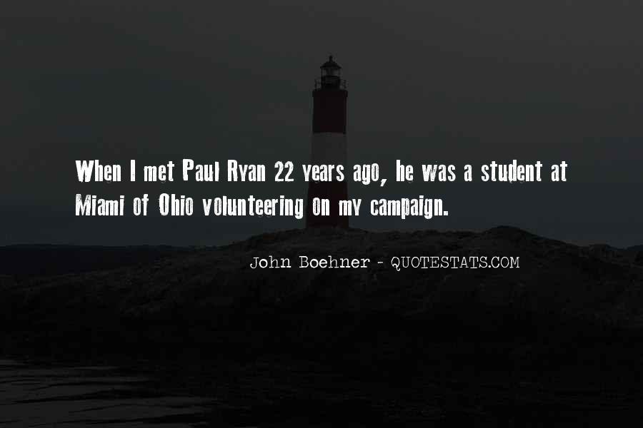 Boehner Quotes #517328