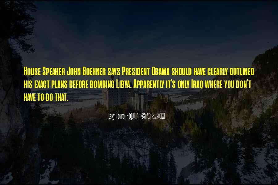 Boehner Quotes #541