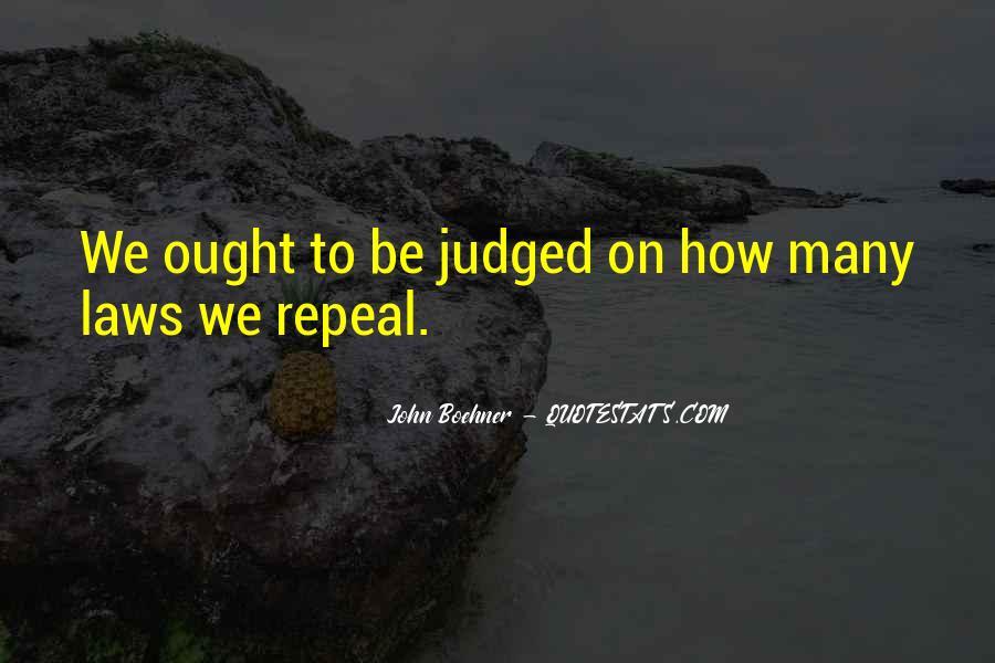 Boehner Quotes #61127