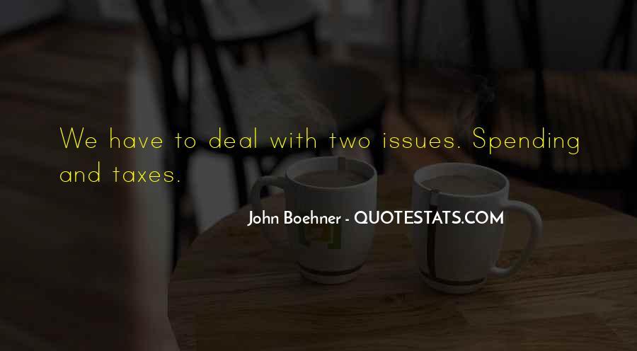 Boehner Quotes #675663