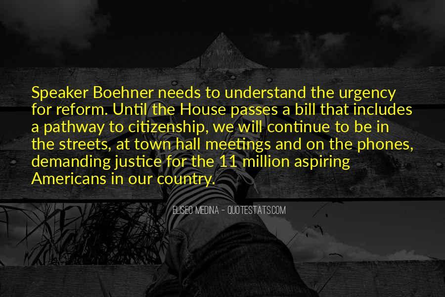 Boehner Quotes #779581
