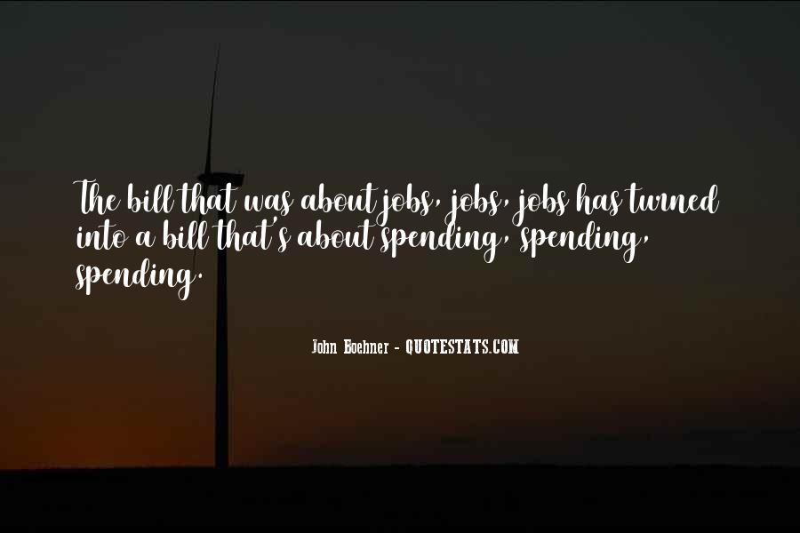 Boehner Quotes #92378