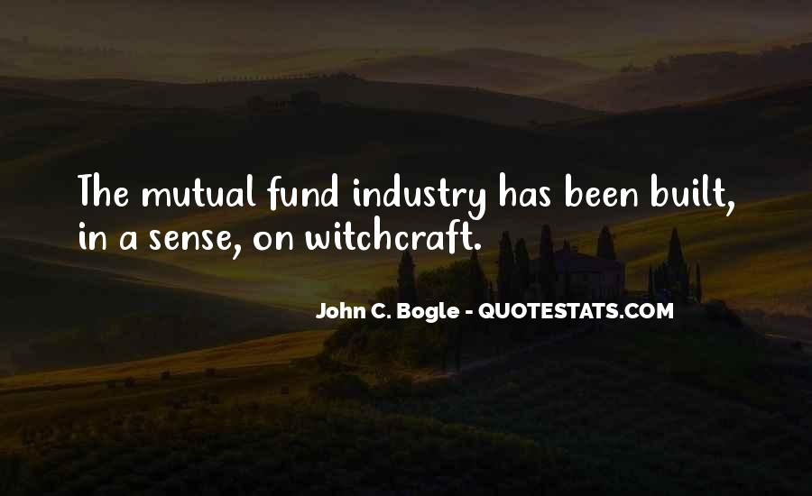 Bogle Quotes #1011294