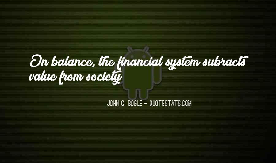 Bogle Quotes #1167542