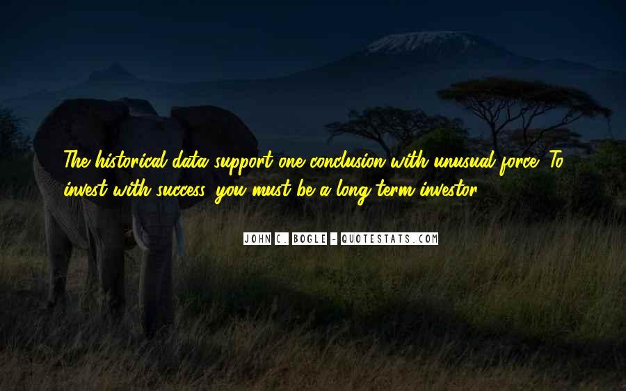 Bogle Quotes #1210961