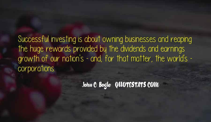 Bogle Quotes #1230299
