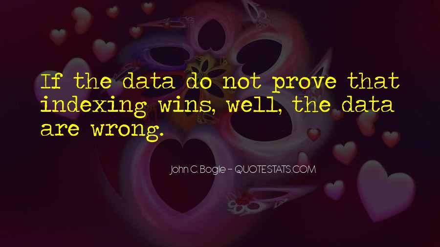 Bogle Quotes #1483217