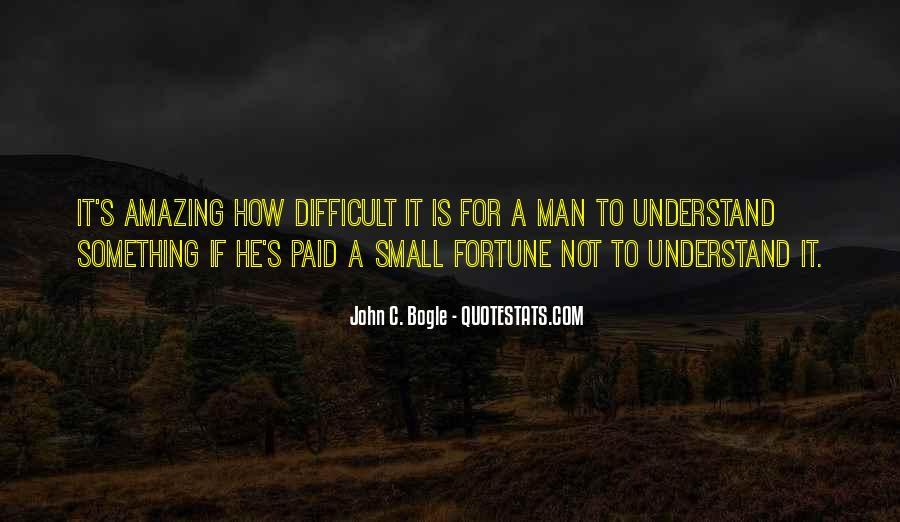 Bogle Quotes #1612739