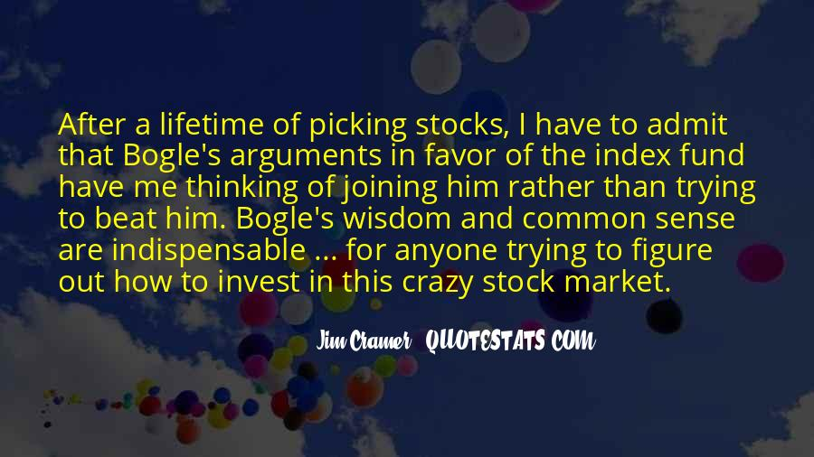Bogle Quotes #30203