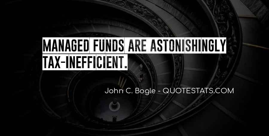 Bogle Quotes #682454
