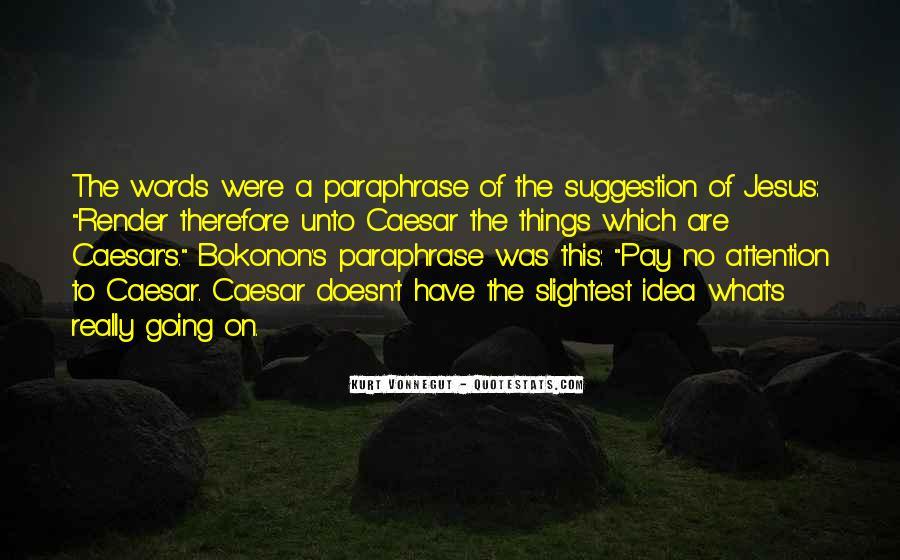 Bokonon Quotes #198856
