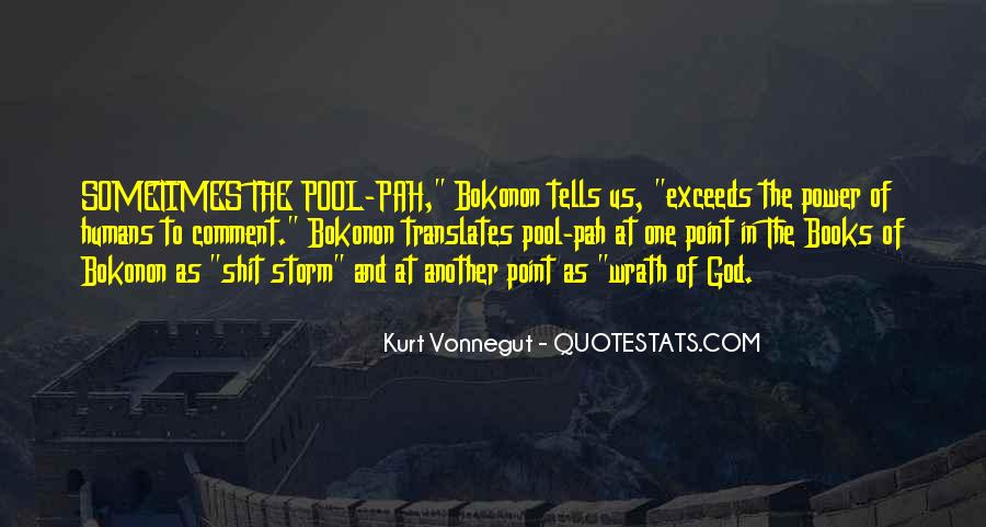 Bokonon Quotes #4740