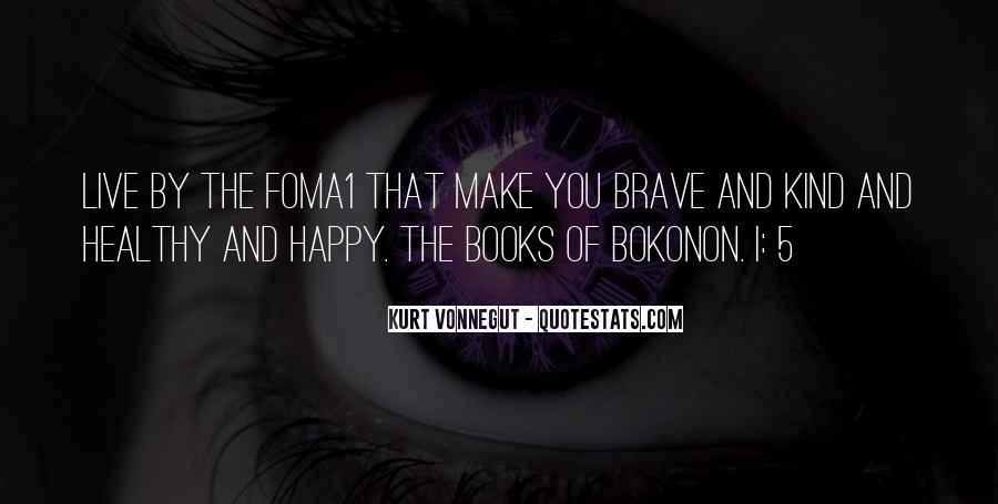Bokonon Quotes #513979