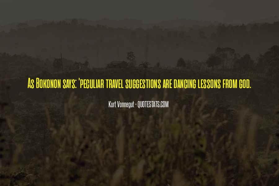 Bokonon Quotes #734424