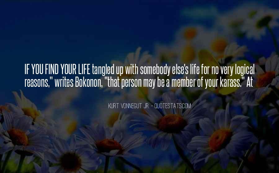 Bokonon Quotes #929421