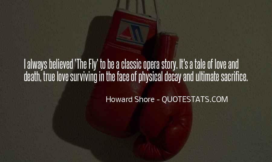 Quotes About Love Surviving Death #1858591