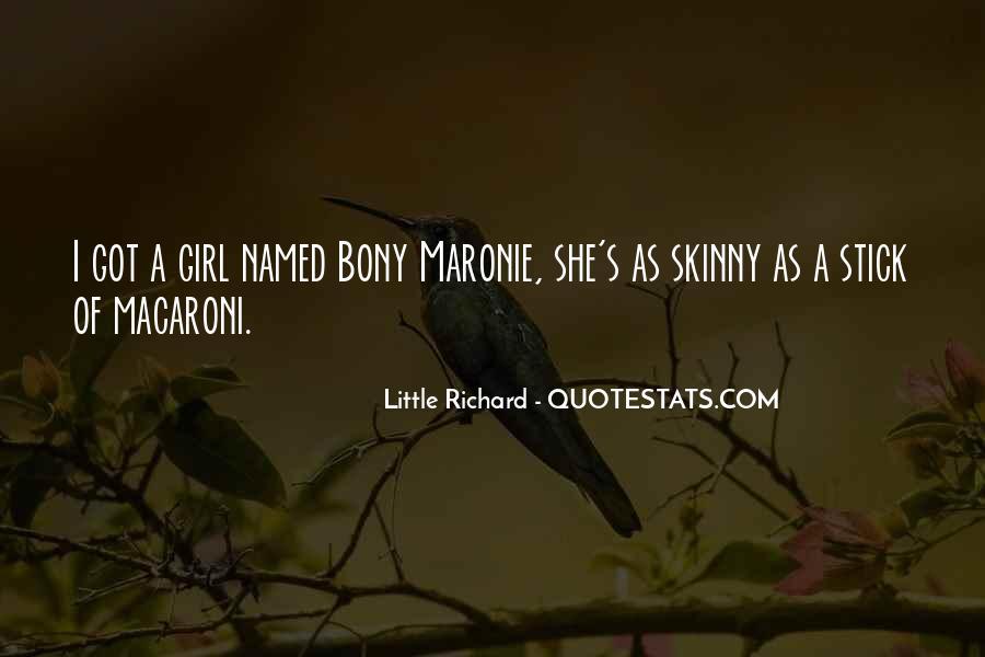 Bony T Quotes #1088796