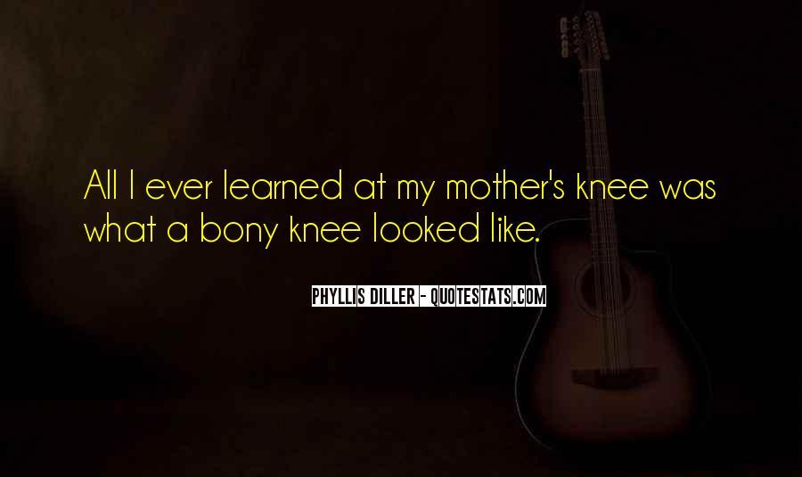 Bony T Quotes #129643