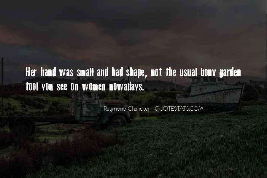 Bony T Quotes #57704