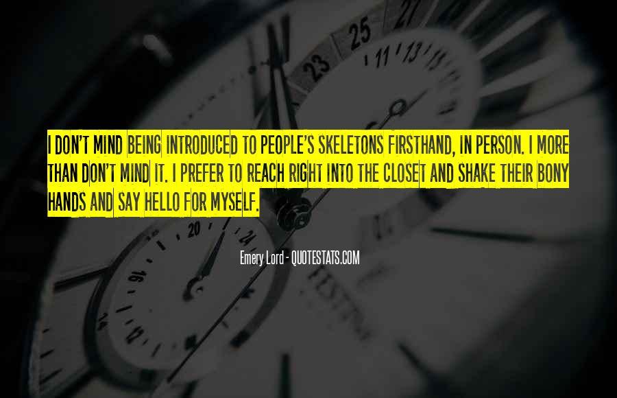 Bony T Quotes #931369